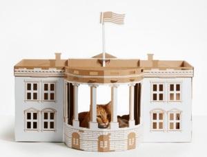 White House cat shelter