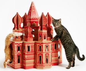 Kremlin cat shelter